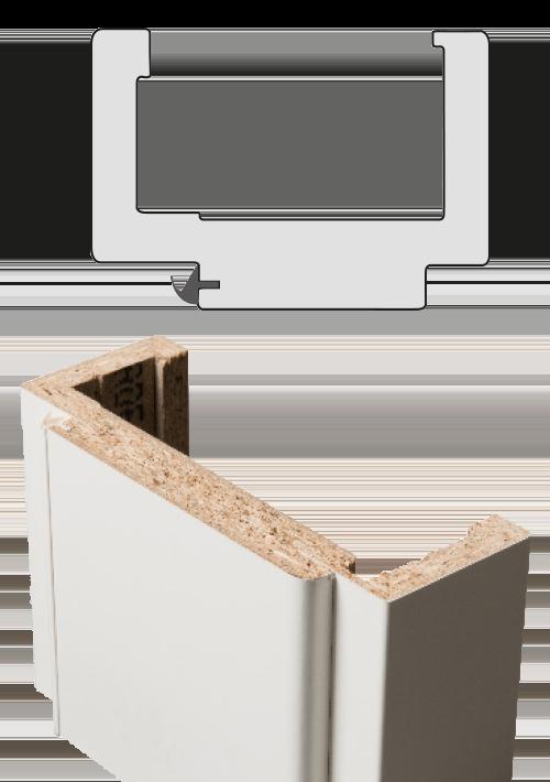 zargen f r t ren unter online bestellen. Black Bedroom Furniture Sets. Home Design Ideas
